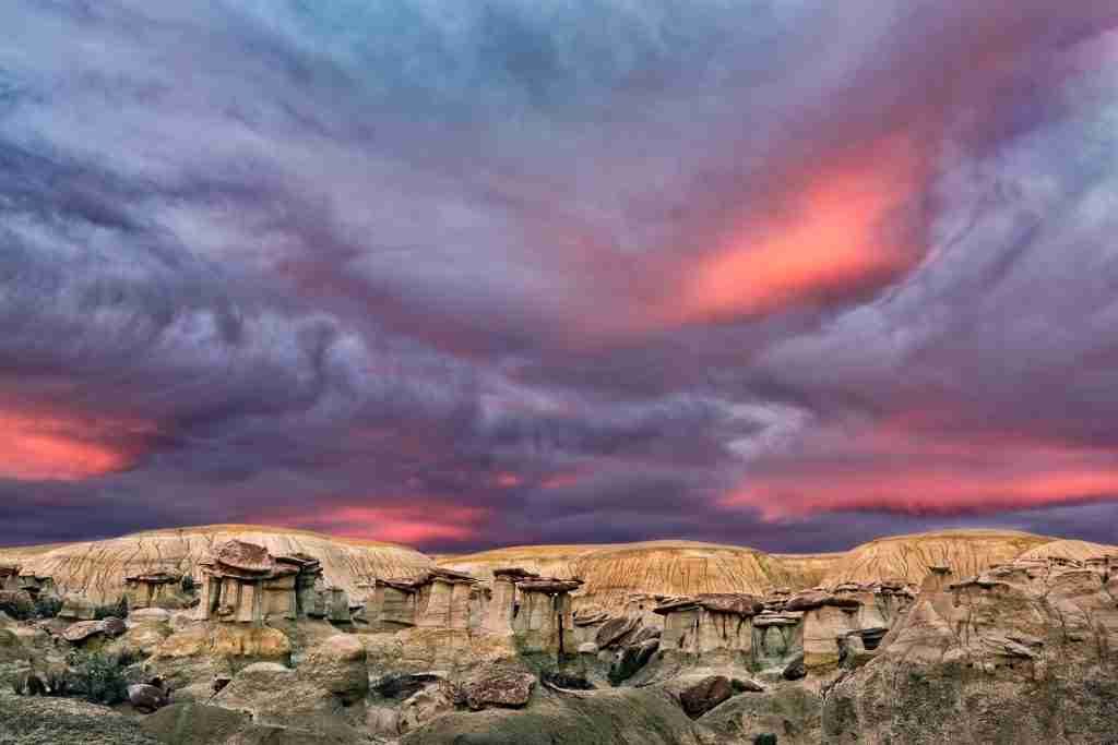 Most Beautiful Places in the U.S. Ah Shi Sle Pah Wilderness New Mexico