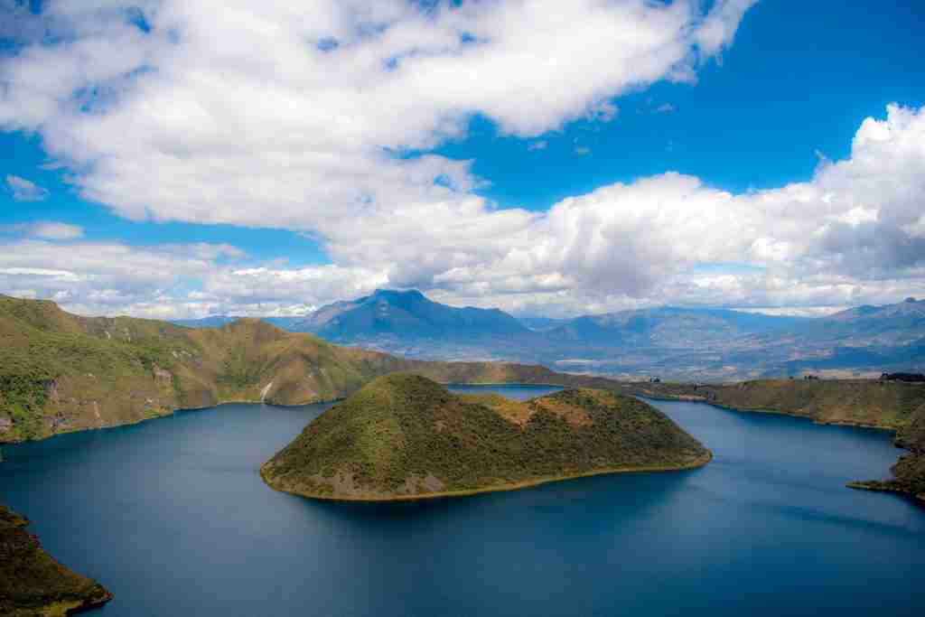 Cuicocha Lagoona Best Day Trips from Quito