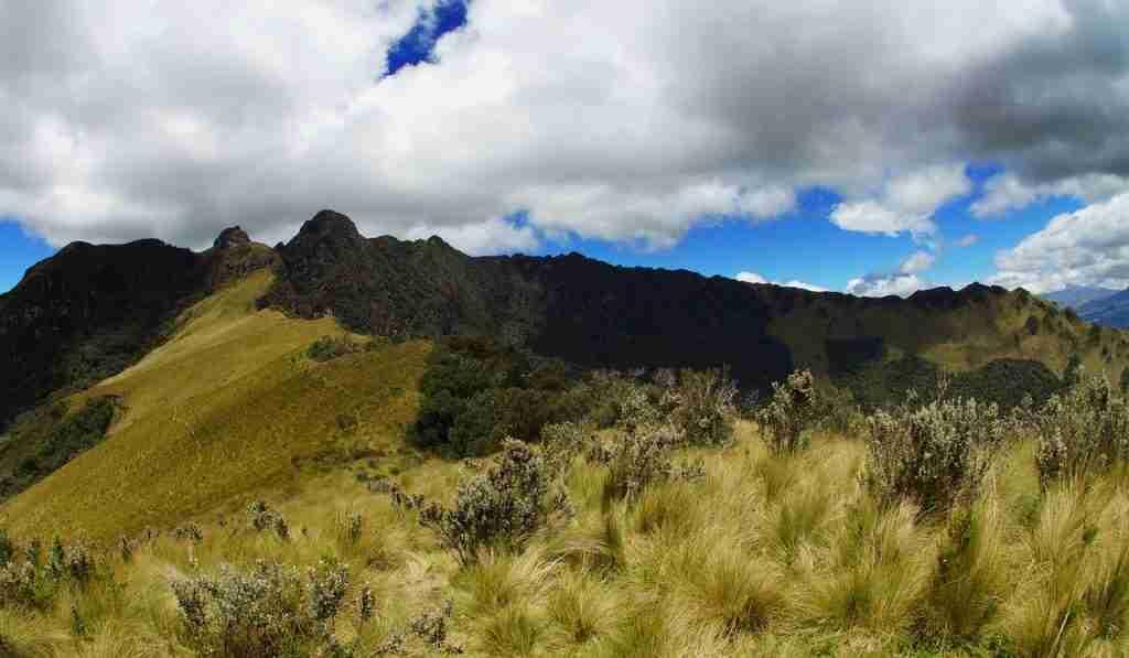 Pasochoa Mountain Reserve Quito Day Trips
