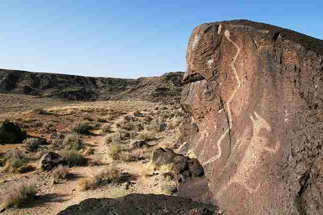 Petroglyph National Monument Most Beautiful Places in New Mexico