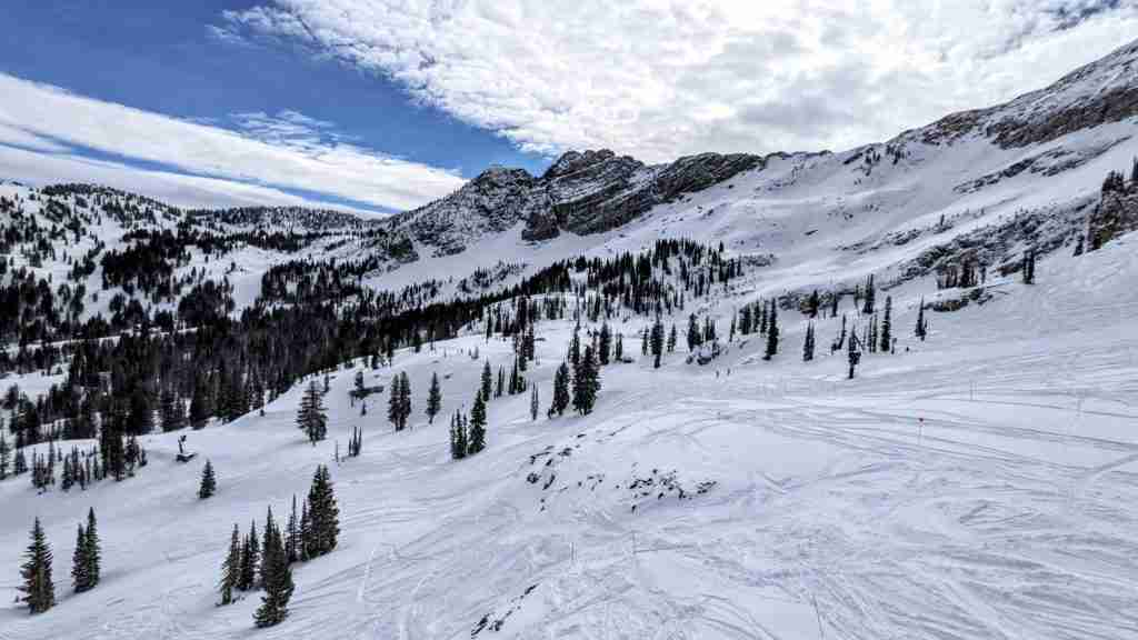 Alta Best Ski Resort in the U.S. Utah