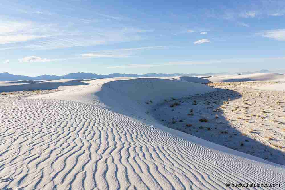 White Sands National Park Most Beautiful Places in New Mexico
